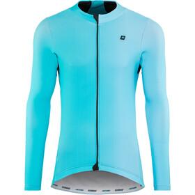 Biehler Thermal Rain Maglia jersey a maniche lunghe Uomo, farbwechsel blue